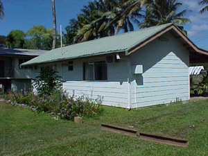 Kavieng Club self contained units