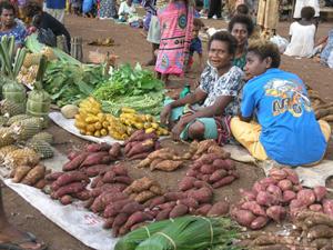 Kavieng Market
