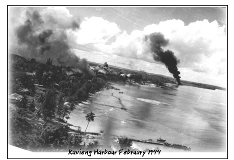 Kavieng World WarII